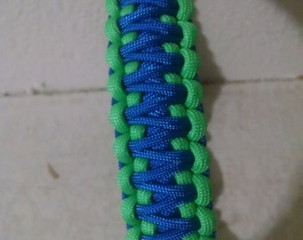 Custom Paracord dog collars