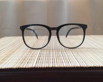 Retro Nerd Glasses ~ Boho hipster rounded