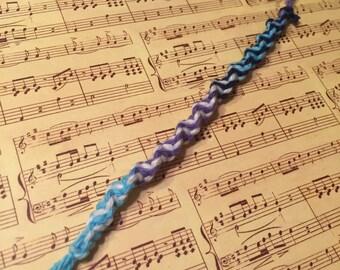Chunky Twist Woven Bracelet