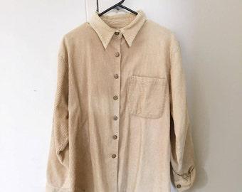 90s Corduroy Jacket