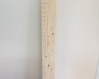 Unfinished growth chart