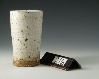 Stoneware Cup with Monterey Sand #26