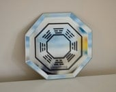 Bagua Mirror - a powerful Feng Shui cure.