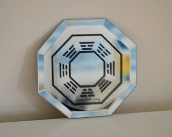 Bagua Mirror - a powerful Feng Shui cure.