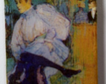 TOULOUSE-LAUTREC from our Artist's collection # 2026