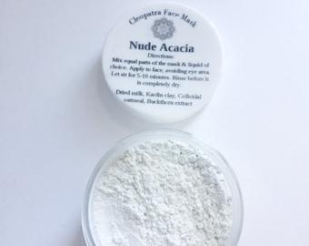 Cleopatra Face Mask• Clay mask, Milk mask, Sensitive Skin, Soothing, Skincare