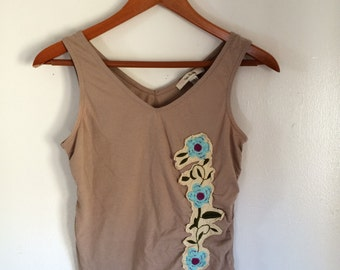 FREE PEOPLE Cotton Tank