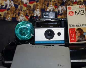 Polaroid 210 Camera