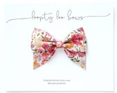 Mini Sailor Bow | Lucy | Liberty of London