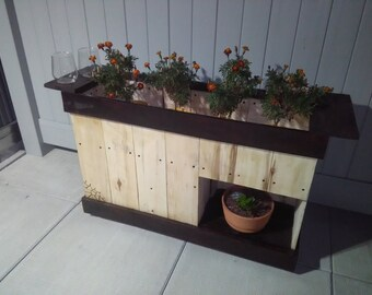 Pallet Planter (Indoor/Outdoor)