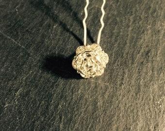 Set of 6 Rose dimontie hair pin