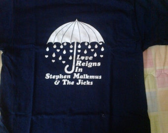 Stephen Malkmus and the Jicks T-shirt mai usata