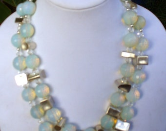 Large Opalite Necklace