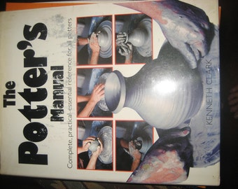 The Potter's Manual hardcover