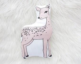 Deer Plushie