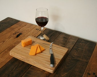 Cutting Board / Cheese Board / Oak