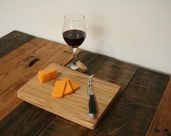 Oak Cutting Board/Cheese Board
