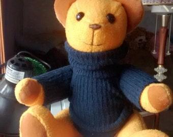Little Orange Bear