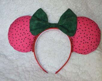 Summer Love Watermelon Ears