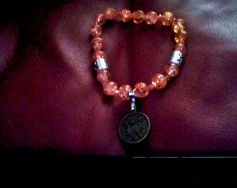 homestuck inspired tavros nitram rufio zodiac taurus bracelet