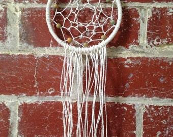 bohemian handmade dreamcatcher