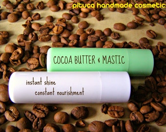 Under eye stick with coffee butter * black circles & puffy eyes + anti wrinkle + antioxidant (5ml)