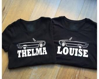 Thelma & Louise Tee