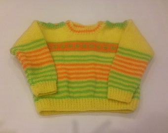 Brand new knitted jumper