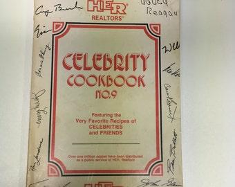 Celebrity Cookbook No.9