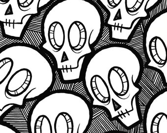 WildDoodler's skulls