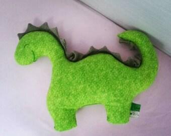 Cuscino-gioco dinosauro