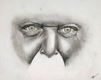 Its in the eyes... - Fine Art Print