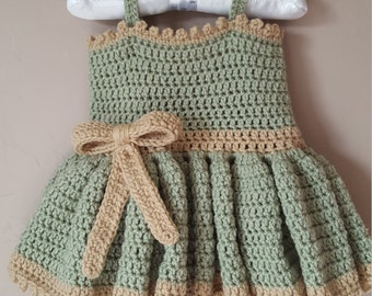 Baby Girl Sunday Dress