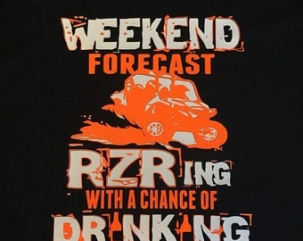 Weekend Forecast RZRing