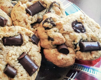 Gluten-Free Dairy-Free Chocolate Chunk Cookies