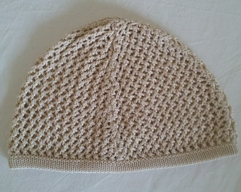 Art cotton Shell perforated 11