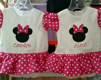 Minnie Mouse Inspired Outfits, Disney, Birthday