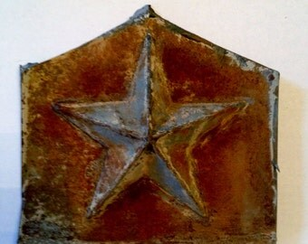 Antique Tin Ceiling Stars