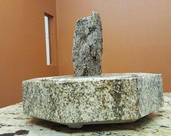 Water fountain Stone Granite