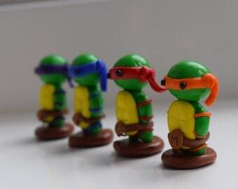 Custom Kawaii Polymer Clay Figurine