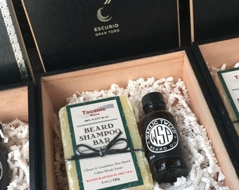 Beard kit. Beard Care Kit, Beard Oil, Beard Soap. Fathers Day Gift. Groom Gift, Birthday Gift For Him. Mens Gift. For Him. Gift. For Men.