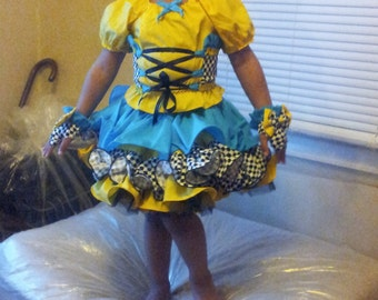 Pageant or Party Casualwear size 3t-slim 7