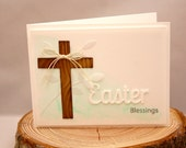 Handmade Greeting Card - Easter Blessings