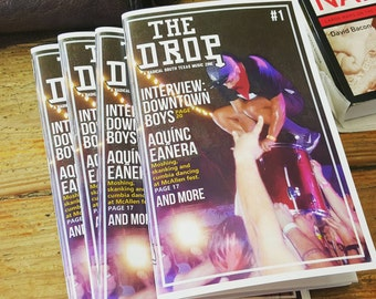 The Drop Issue #1