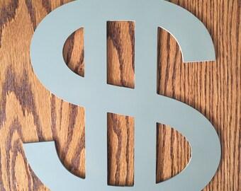 Money Sign, Dollar Sign