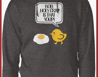 Funny Chicken Hoodie
