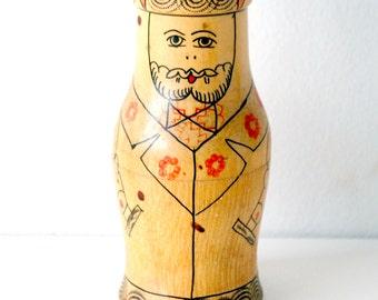 Vintage Salt Shaker Doll