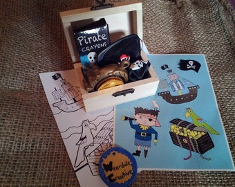 Small pirate gift set