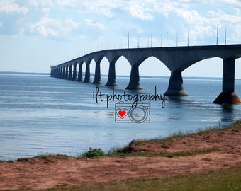 Confederation Bridge - Downloadable Photographs