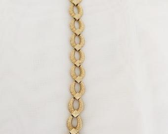 Woven Links Bracelet